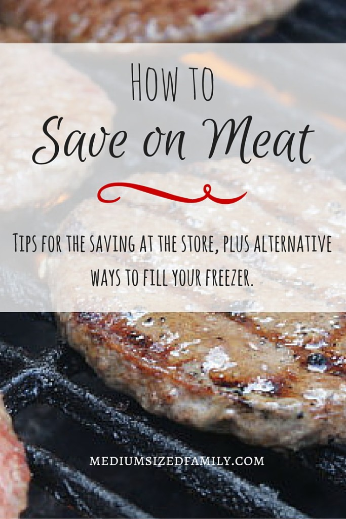 Wondering how to save money on meat purchases? Buying meat takes up a big portion of the grocery budget. Here's how to put some of that cash back into your wallet.