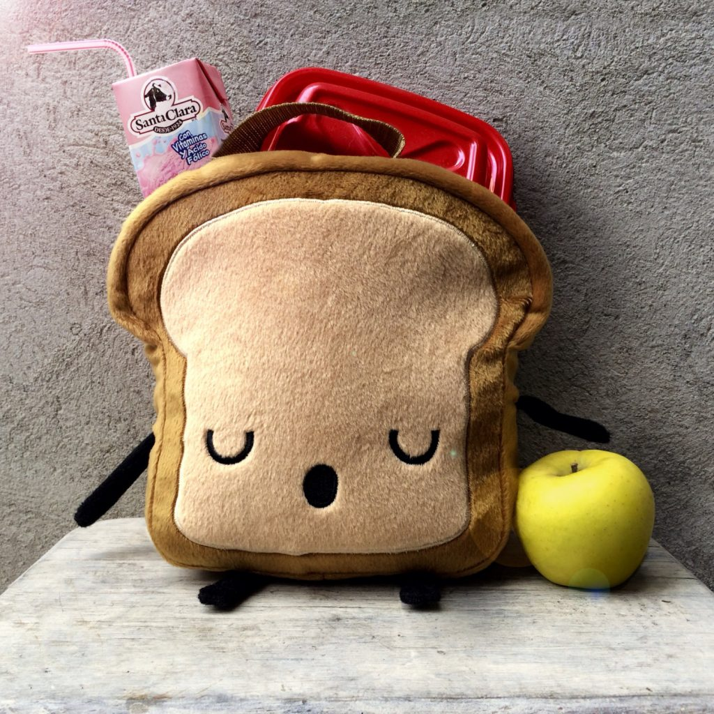 Cute lunch box for kids or adults!