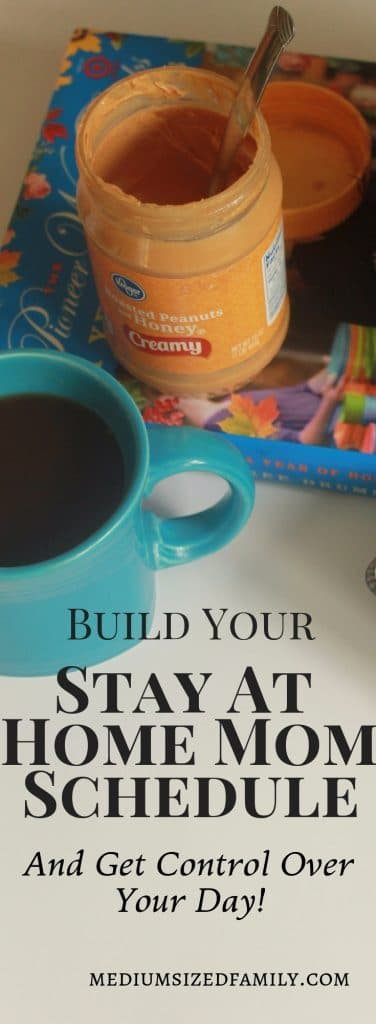 If you're looking for some stay at home mom organization, this is the best way to your daily routines together.