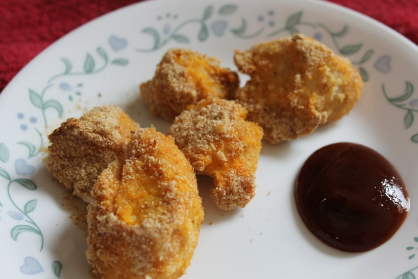 How to Make Your Own Frozen Chicken Nuggets