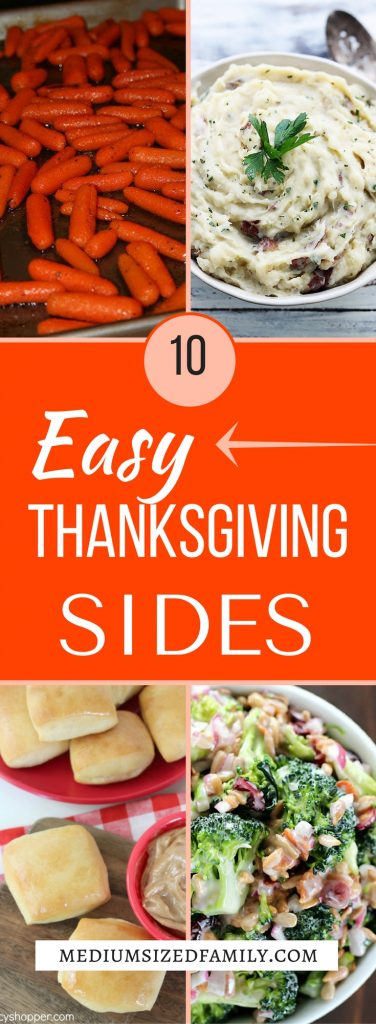 These Thanksgiving recipes for side dishes are AMAZING! (They'll ask you to bring them back every year from now on.)