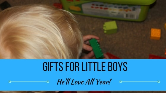 Gifts for Little Boys He'll Love This Year