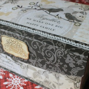 Frugal Gift Idea- A Box of Teas (Box)