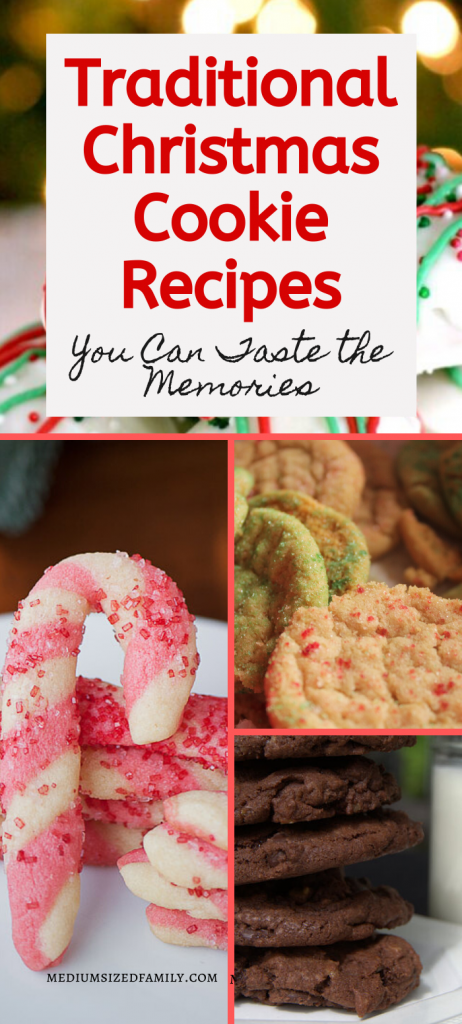 Here are the best traditional Christmas cookie recipes you'll love to make with the family. Candy recipes, too. Make them with the kids.