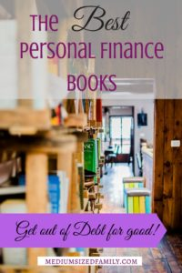 The Best Financial Management Books to Get Out of Debt. These personal finance books can make a huge difference in your fight to pay off debt.