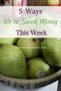 A series that follows one family as they recount the creative ways they've saved money week after week.