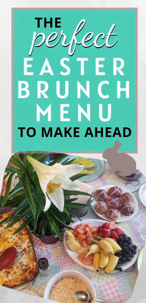 These Easter brunch menu ideas and recipes are perfect to serve your family this year. With make ahead recipes that are delicious, this will become an Easter traditions. Great for Easter breakfast, too.