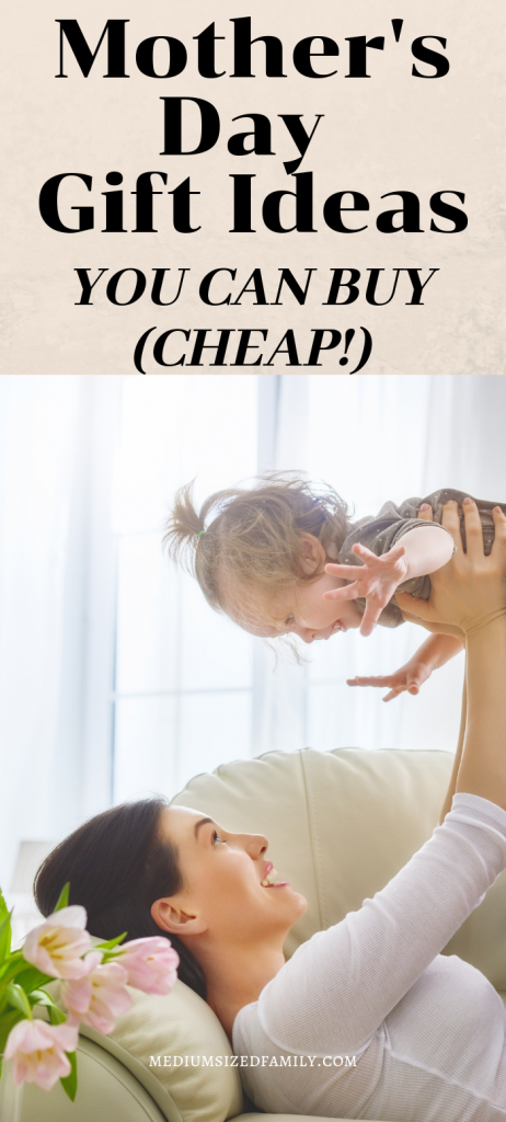 Need Mother's Day gift ideas to buy for cheap? These unique products are perfect for your Mom!