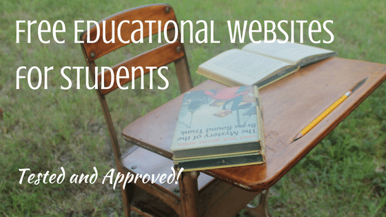 Free Educational Websites for Students