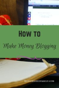 How to make money blogging. If you want to learn how bloggers make money, here are some ideas to get you started.