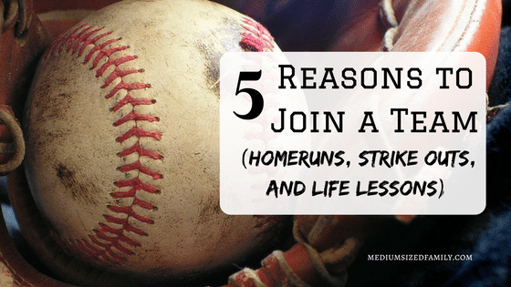 The Importance of Sports In Life: 5 Reasons To Join A Team