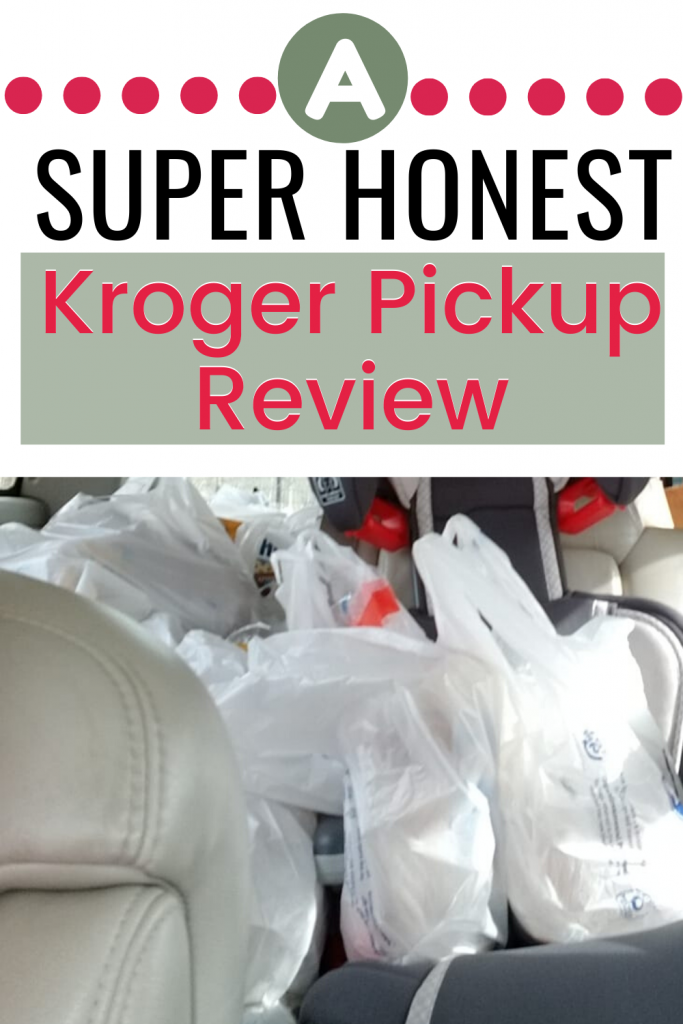 Grocery pickup services, Kroger grocery pickup, Kroger Clicklist, picking up groceries, getting groceries during self isolation, getting groceries while quarantined