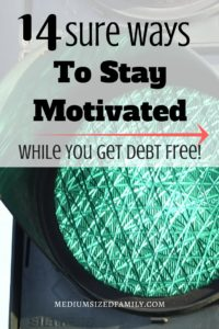 Paying off debt takes forever! These ideas seem like they'd help on those days when you just want to quit and go on a shopping spree.