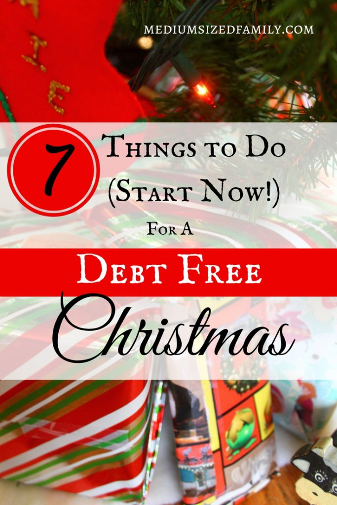 These are some awesome ways to save money for Christmas. Especially if there's nothing to save from your regular paychecks.