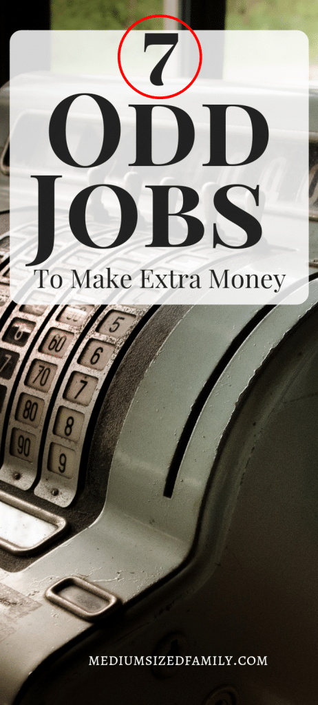 These awesome ideas for odd jobs are a great way to make money in a short time.