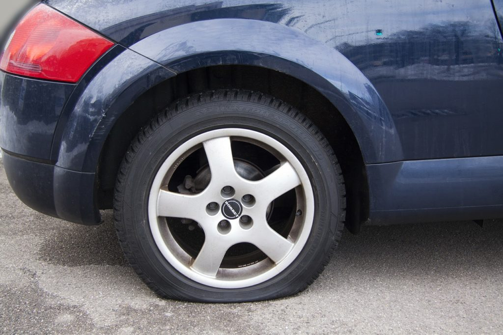 Unexpected Expenses - Flat Tire