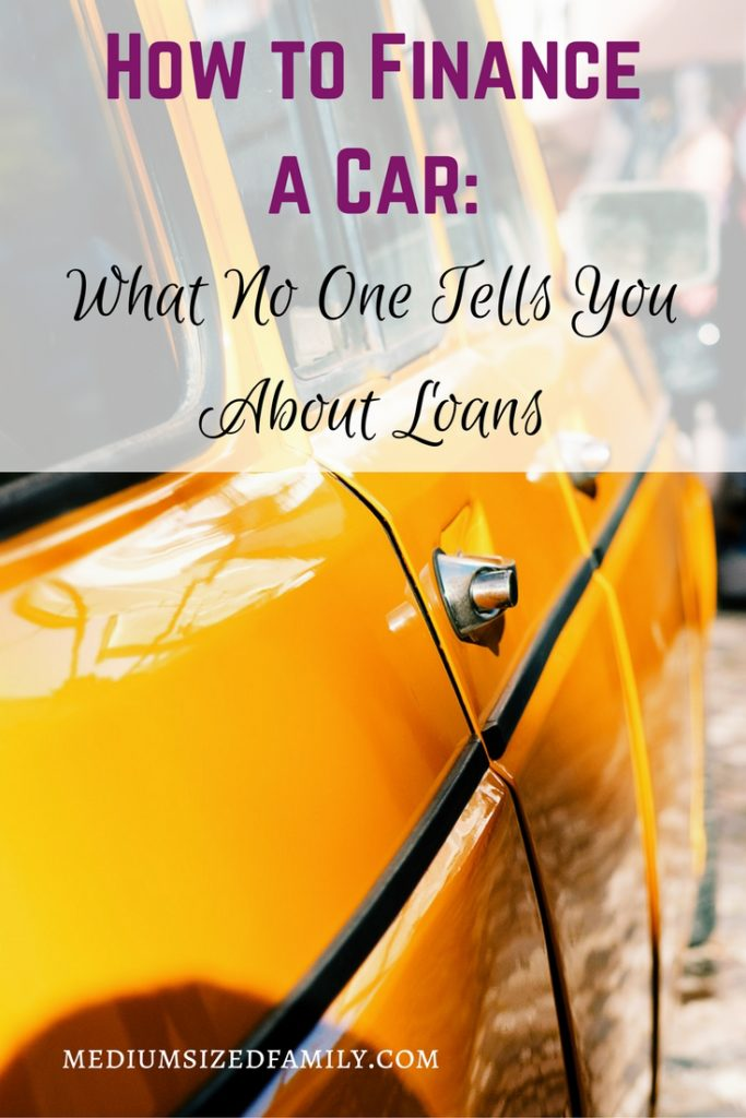 How to finance a car; what no one tells you about loans. If you're buying your next car by using car payments, check out this post. It tells you how to get a car loan for the shortest time so you can save a ton.