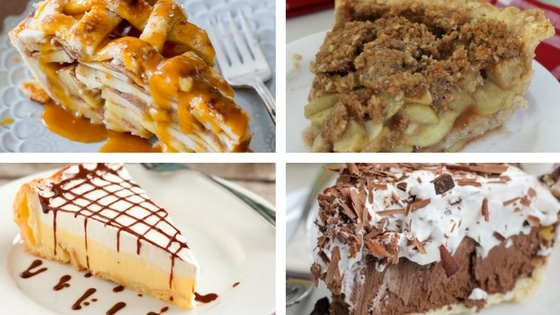 15 Thanksgiving Pie Recipes That Will Make You Forget the Turkey