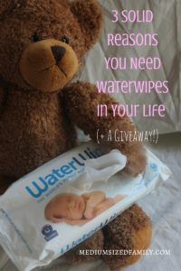 3 Solid Reasons You Need WaterWipes in Your Life, Plus a Giveaway! Get a $100 Walmart card