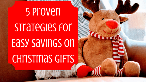 5 Proven Christmas Shopping Tips That'll Save You The Most Cash
