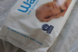 WaterWipes approved for eczema