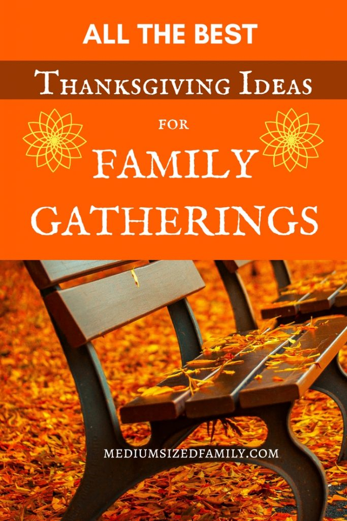 These Thanksgiving ideas for family will complete your entire day in less time (and effort!).