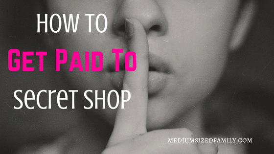 Insiders Tricks To Becoming A Paid Secret Shopper