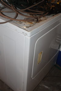 What to do with an old dryer? Sell Scrap Metal for Cash in Hand