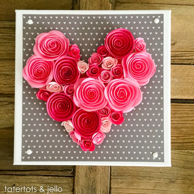 Cheap Valentine's Day Decor Ideas