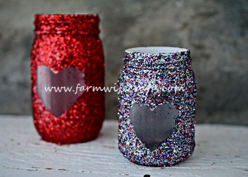 Cheap or Free Valentine's Day decor ideas