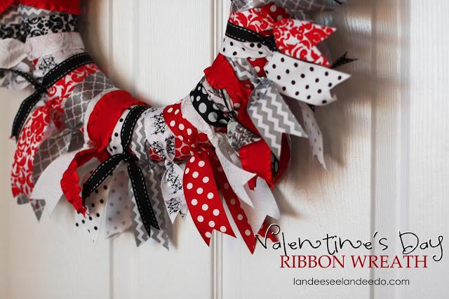 Valentines Day Decor Ideas Valentine's Wreath