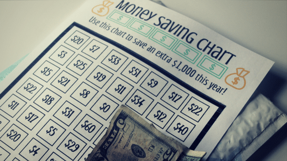 the 52 week money challenge that will easily save you 1000 this year