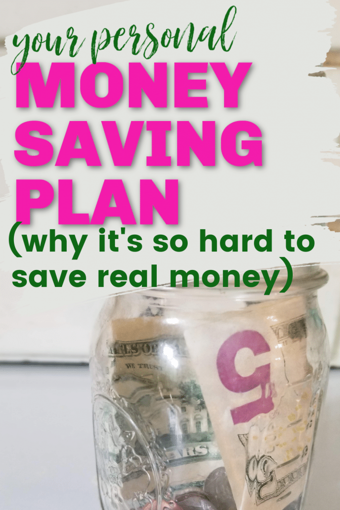 How to find a personal money saving plan that works to fill your savings account. Save the most money with a savings plan that works.