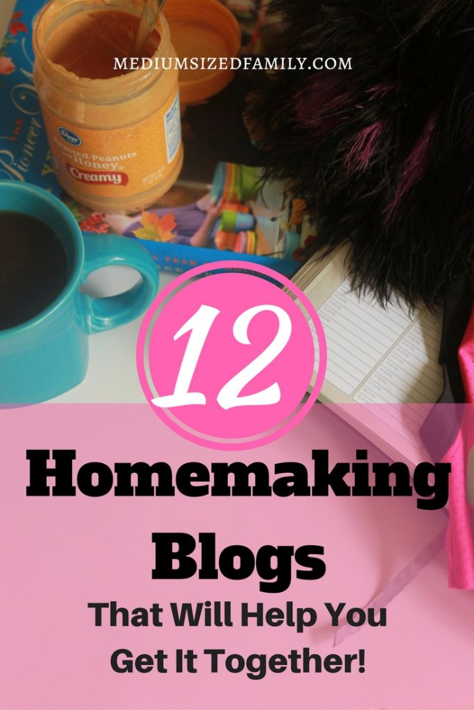 These amazing homemaking blogs have the best tips for managing life as mom and CEO of the home. You can be an even better homemaker!