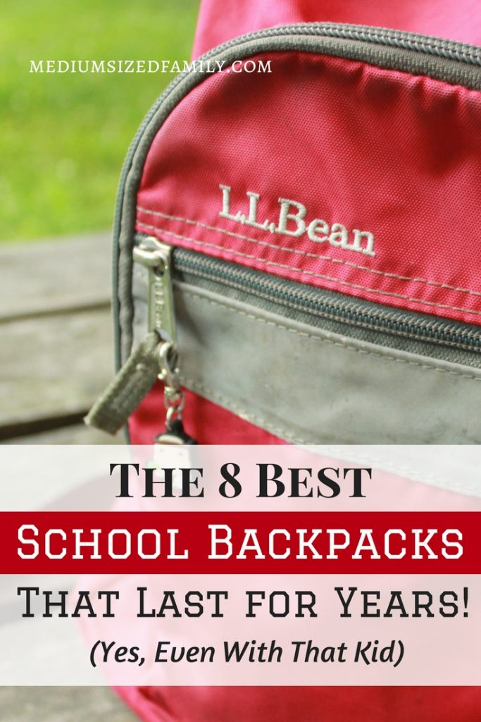 The best backpacks for school that hold up to the toughest of kids!
