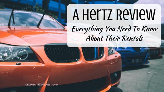 Hertz review