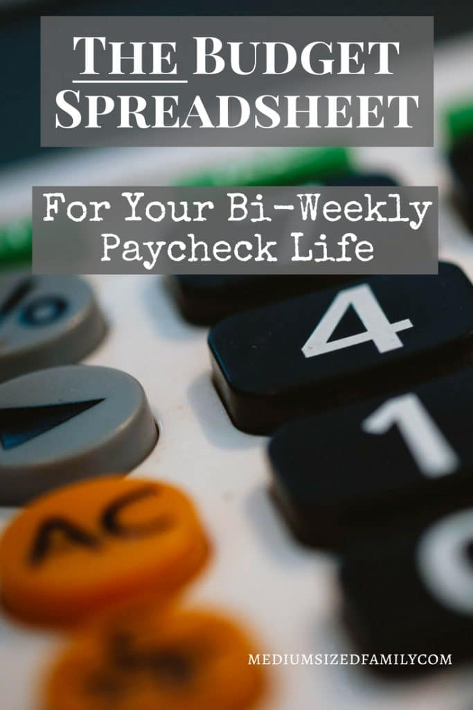 free bi weekly budget template watch out for these 3 mistakes that