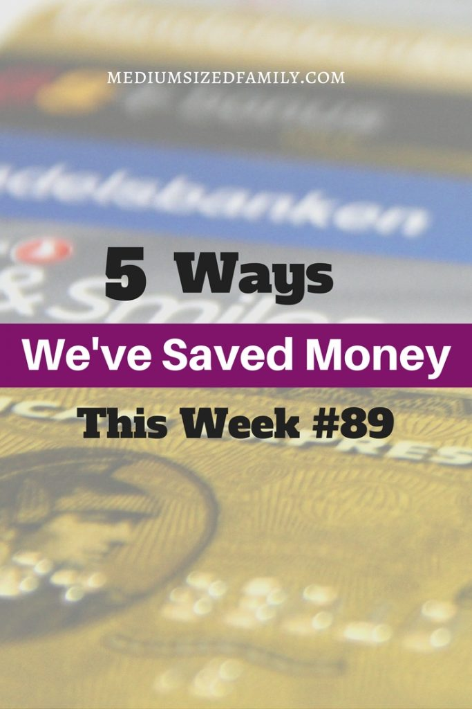 Ideas for saving money around the house and more!