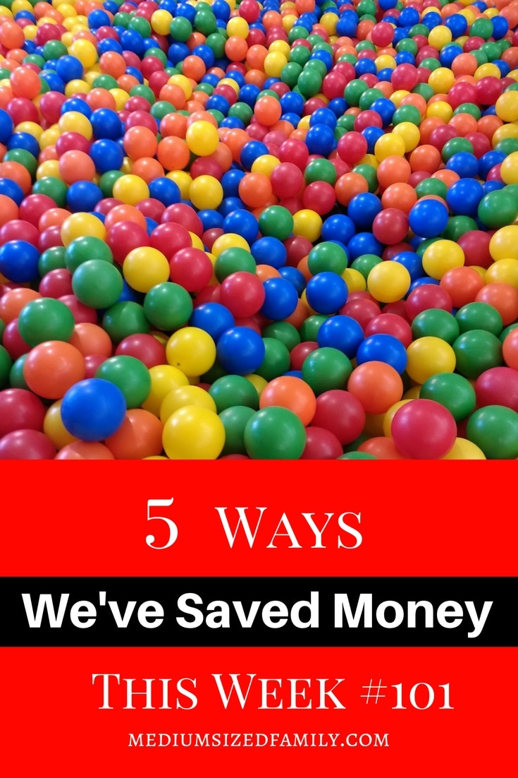 New money saving tips every Friday from a family that's paid off thousands in debt.
