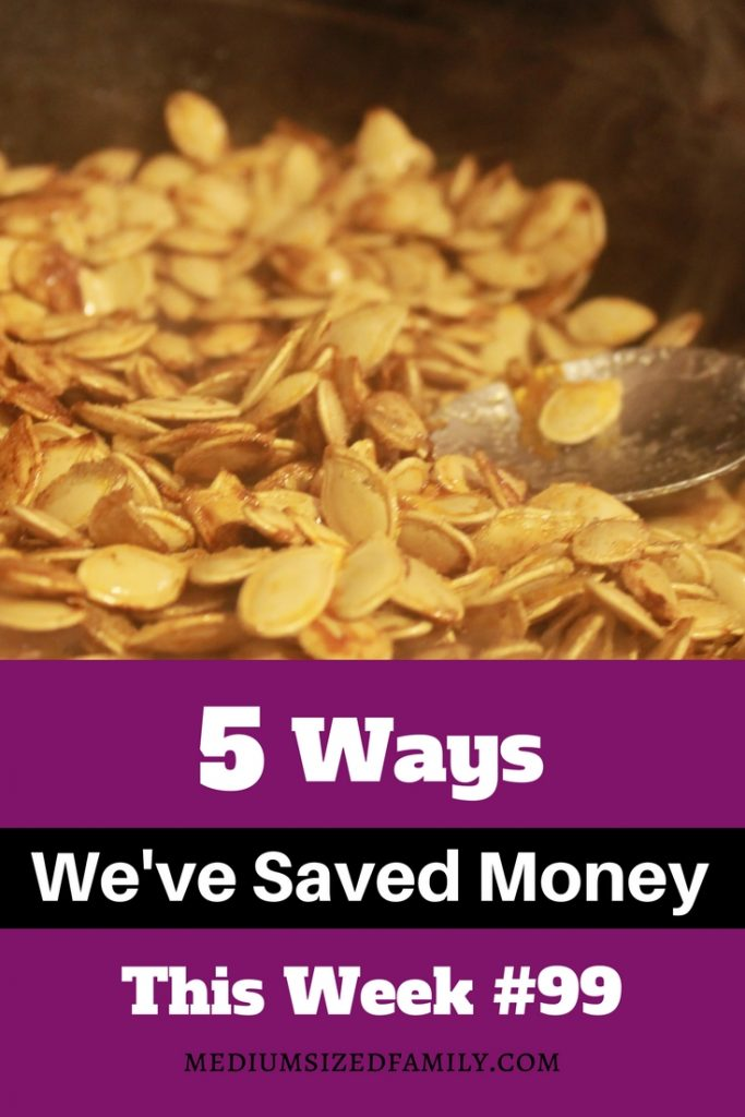 Money saving ideas for frugal living.