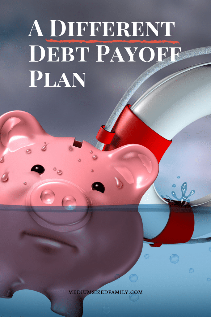 If you're tired of drowning in debt, this debt payoff plan may be the perfect solution, even if nothing else has worked before.