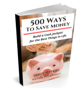 500 Ways to Save Money: Build A Cash Jackpot for the Best Things In Life
