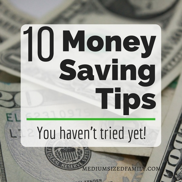 These unusual money saving tips are easy to try and they'll save money every month.