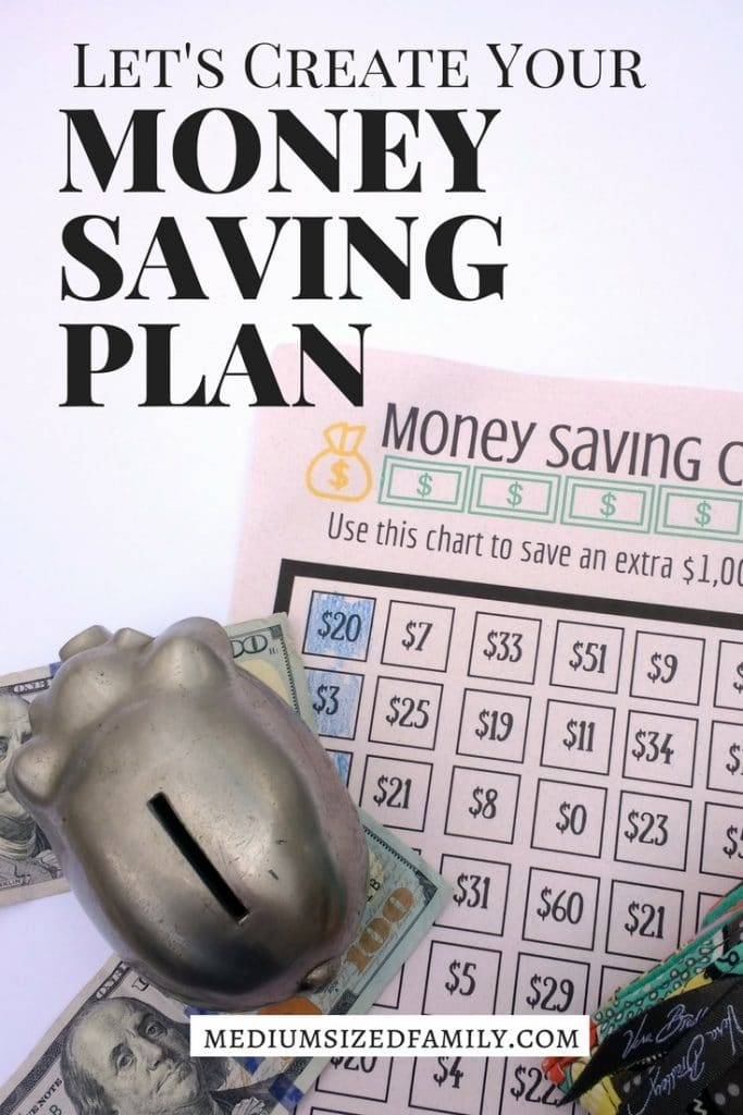 Whether you're paid bi-weekly, monthly, or any way, you need a money saving plan. Use these easy money saving tips to build a cash savings and change your life. These ideas will help you track your simple savings.