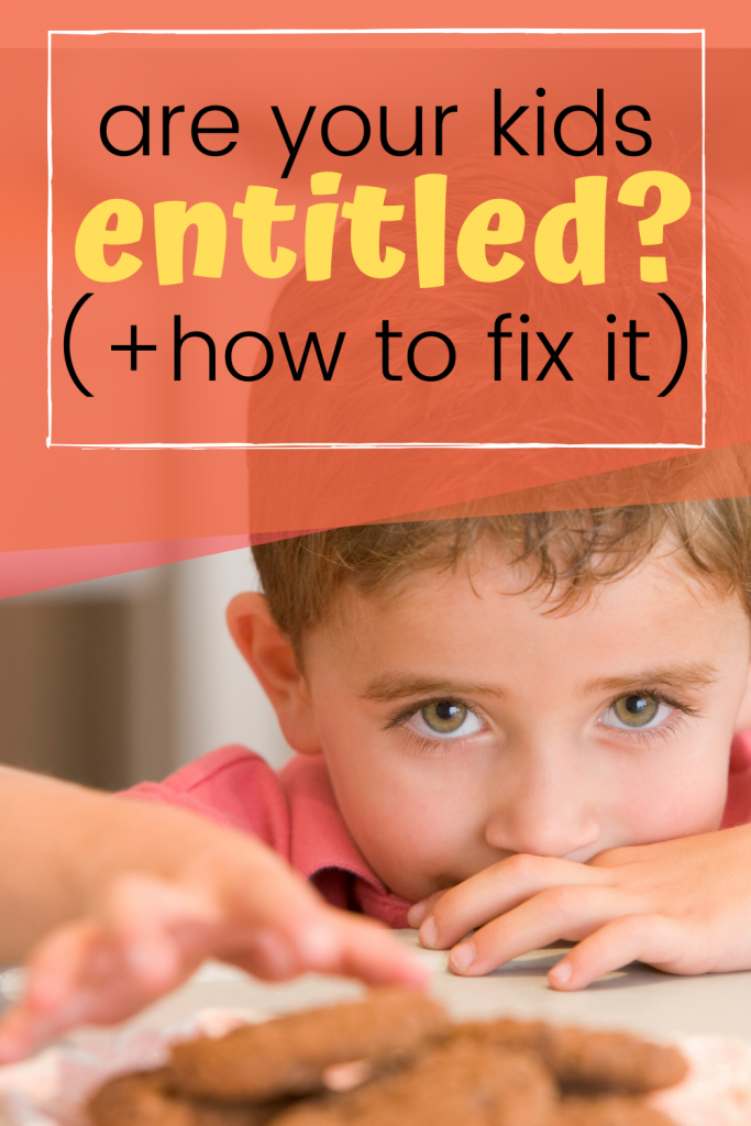 Entitled kids? It can be hard to parent without teaching your children a sense of entitlement.  Raising boys and girls can be done with these helpful parenting tips and ideas.