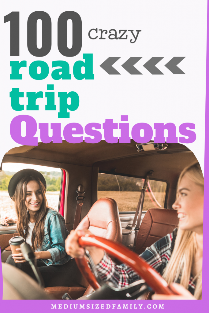 Need something fun to do for your road trip? Interesting, fun, and funny questions to keep boredom away when you head out on vacation. Games and would you rather questions