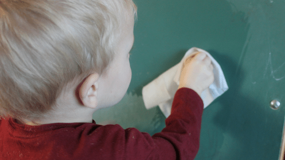 Chores for Kids By Age And How To Make It Work (This Time!)