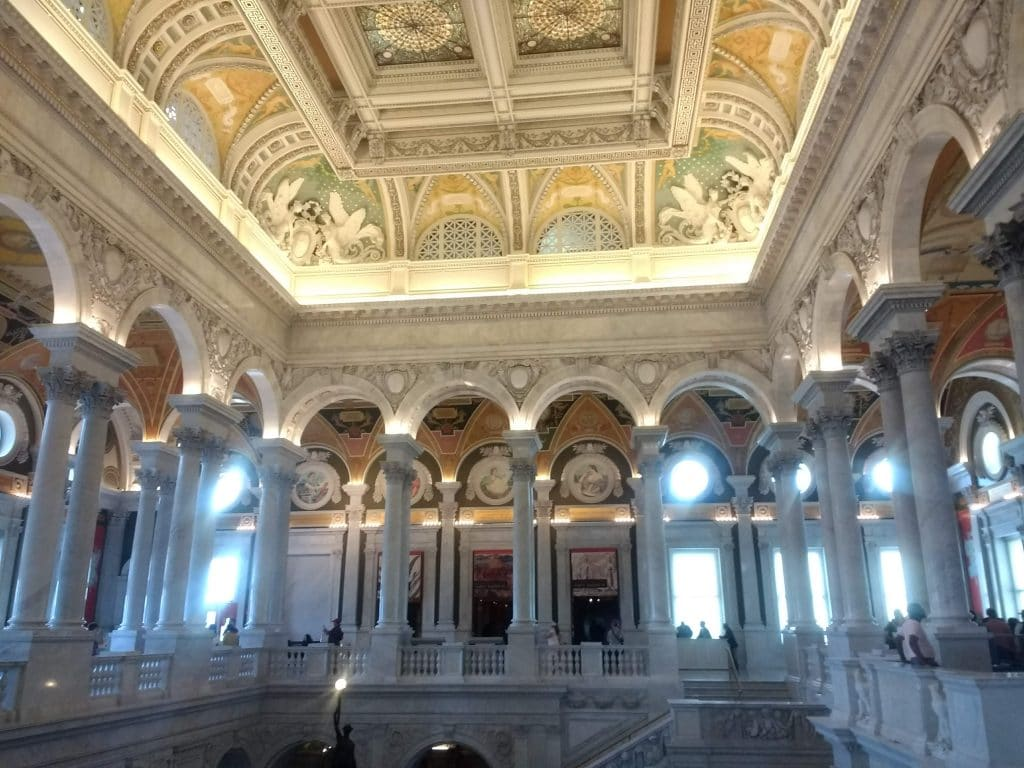 The Library of Congress is much more than a library!