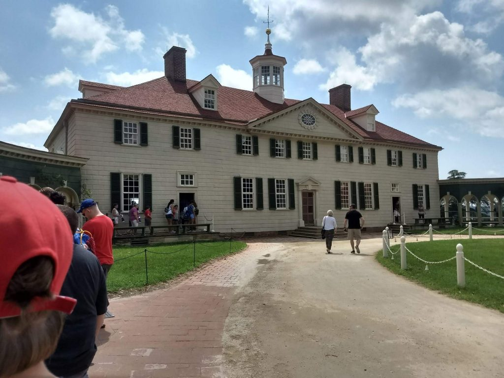 Take the family to Mt Vernon!