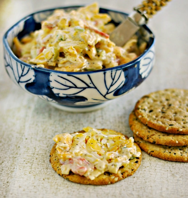 Ultimate Southern Pimento Cheese